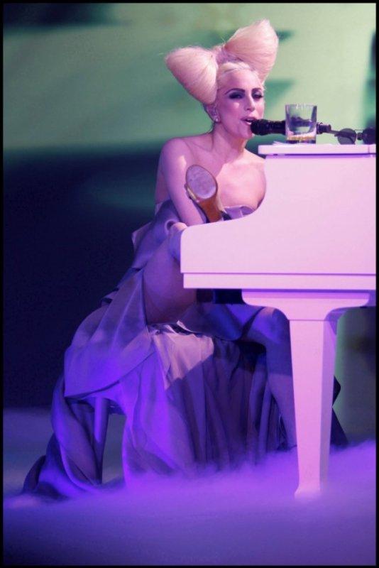 Concert de Lady Gaga le 21 mai 2010