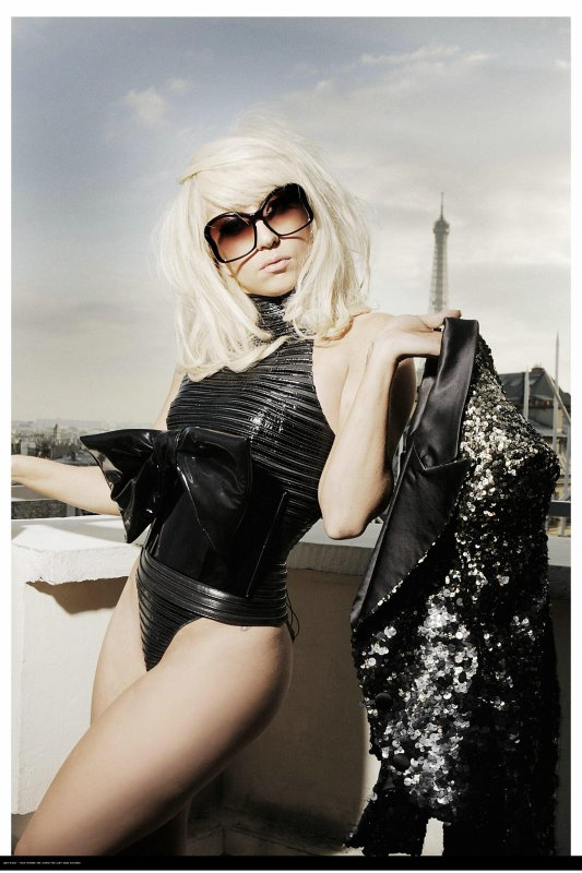 Photoshoot de Lady Gaga