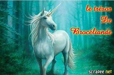 1x09 - Le trésor de Brocéliande (1re partie)