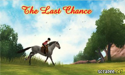 1x03 - The last chance