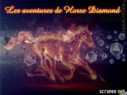 Horse Diamond VOL.1 disponible en ligne !