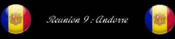 Courses 2015 : Reunion 9 - Andorre (10 courses) Spécial GME