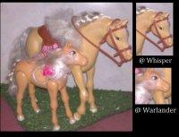 Warlander & Whisper (mere et fils)