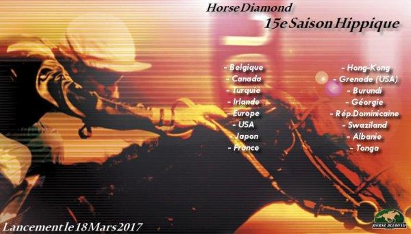 Lancement de la 15e saison Hippique le 18 Mars 2017 + Surprise