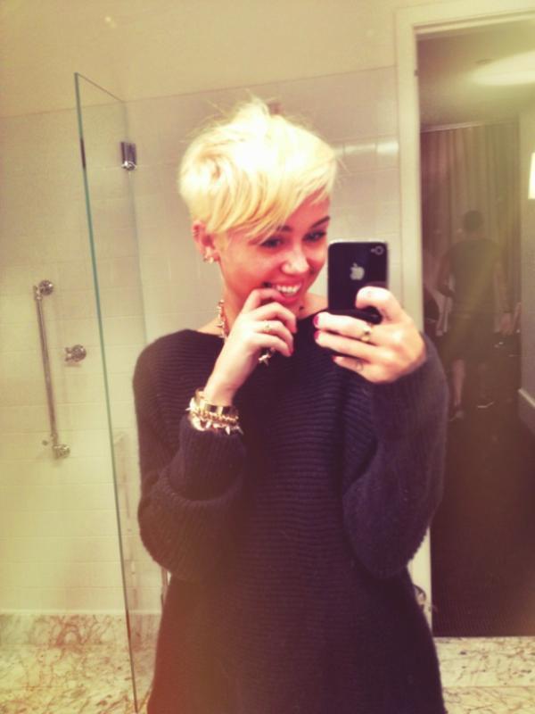 Nouvelles photos personnelles de Miley Cyrus