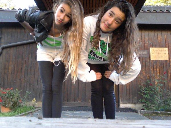 Katy et Leyla
