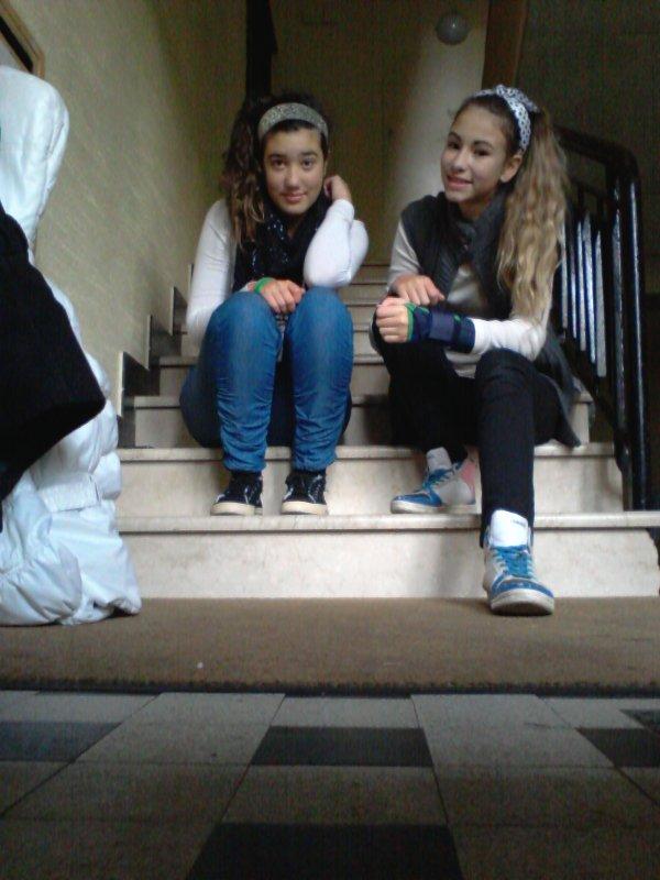 Miss-Blonde & Miss- Crazy ♥