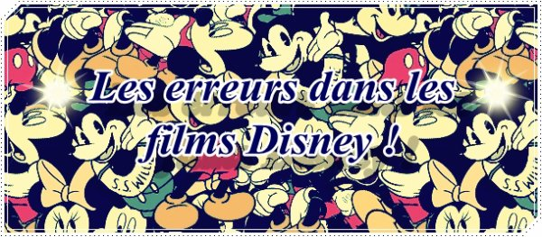 Choses cachées dans les films Disney !
