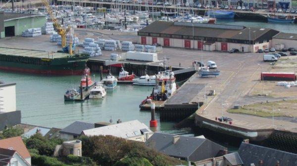 port de fécamp
