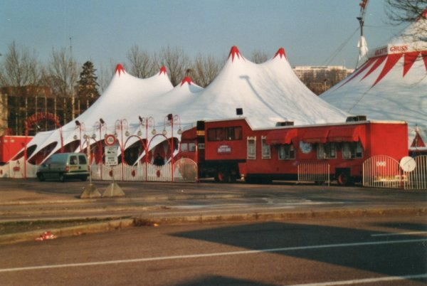 souvenir de  cirque
