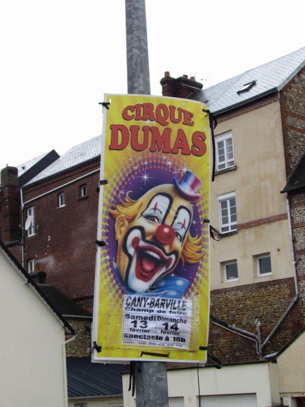 cirque dumas