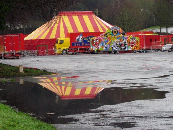 cirque Dumas a Cany Barville 76450