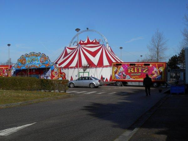 cirque roman ritz a st valery en caux