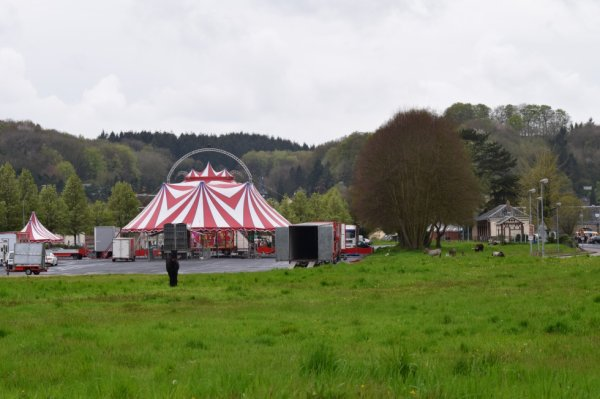 cirque a Cany Barville 76450