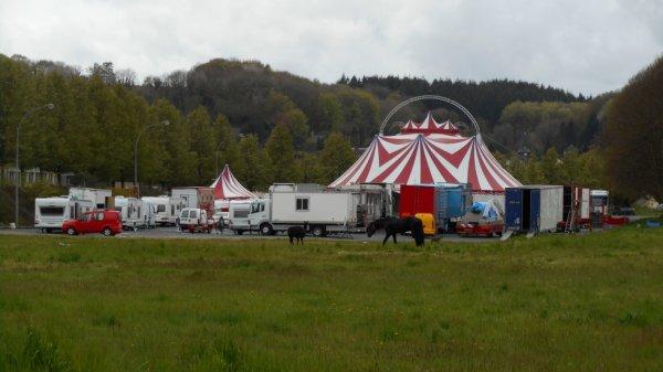 cirque ROMANE RITZ A CANY BARVILLE