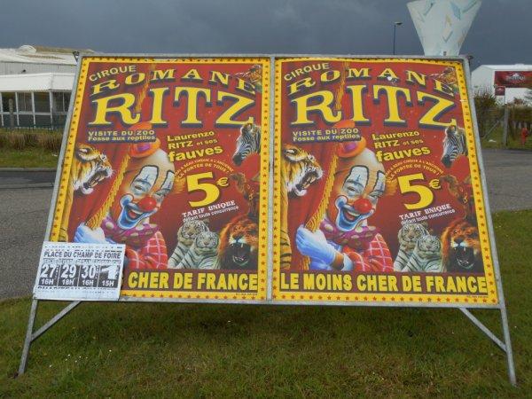 cirque ROMANE RITZ A CANY BARVILLE 76450