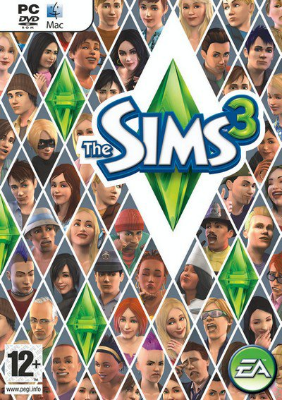 the sims 3 :D