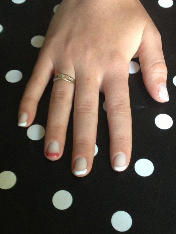 Les ongles d Alexandra