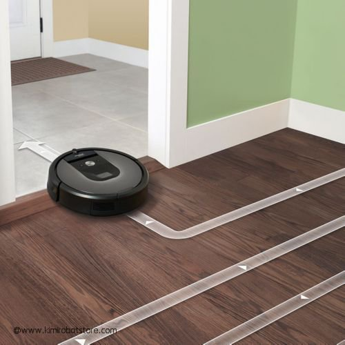 Incredible iRobot Roomba Teluk Bahang