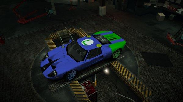 les voitures qu j'ai