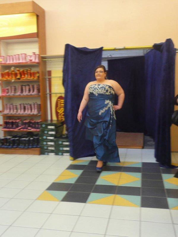 La robe de soirée