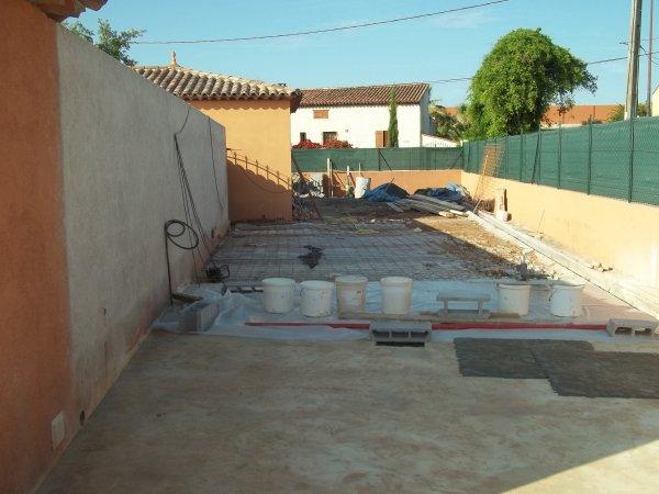 chantier puget sur argent 450 m2 troisième partie
