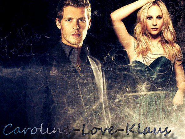 Caroline & Klaus by Louise