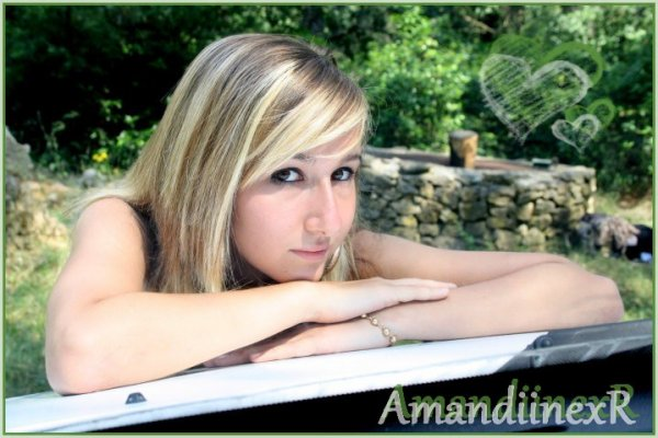 » Amandine.R ಌ .