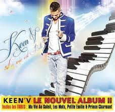 3 eme album de Keen'V