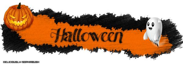 --------------------   ●Sophia & Halloween●   --------------------
