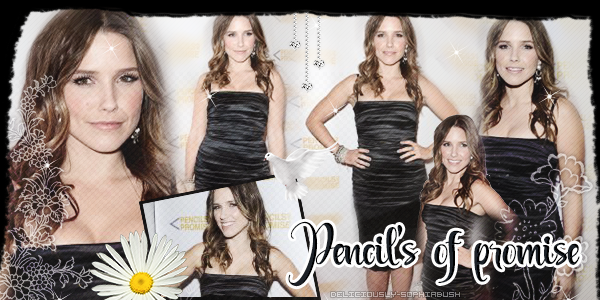 Engagement Social : Pencils of promise on deliciously-sophiabush.sky