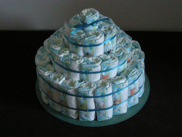Gâteau ... qui ne se mange pas !