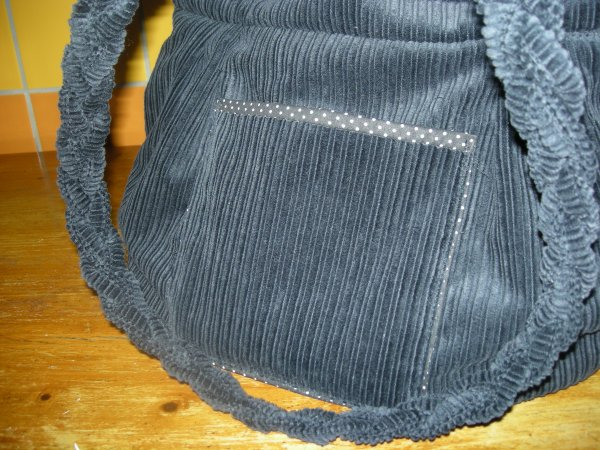 Mon sac d'hiver.