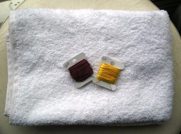 La serviette d'Adam