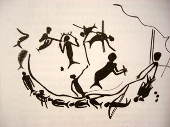 """Pêche et littérature, """"nature writing"""", livres de pêche."""
