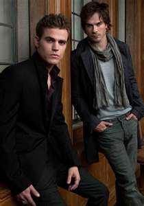 les beaux goss de Vampire Diaris !