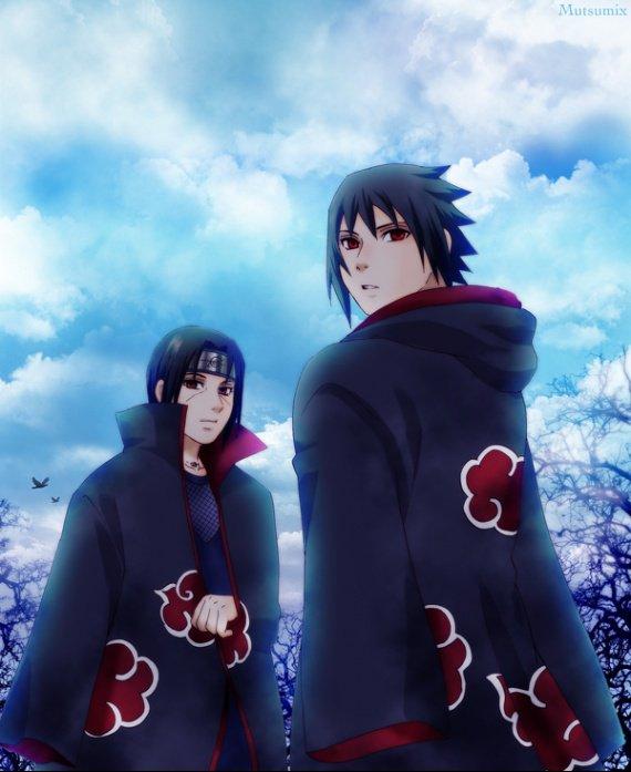 Sasuke et Itachi