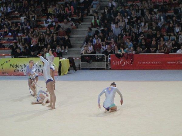 Championnat de France DN/DF à Arnas.