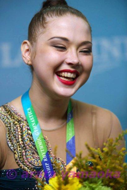 Les championnat du monde à Kiev.