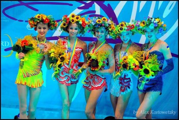 Les championnats du monde a Kiev (2)