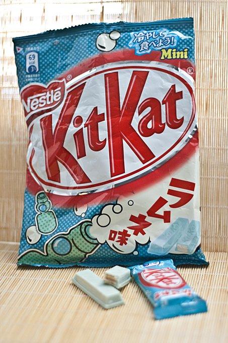 Kit Kat (●⌒∇⌒●)
