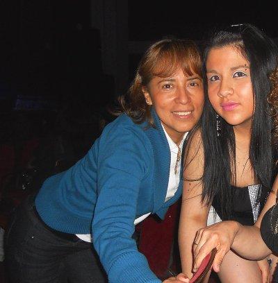 Las Mujeres Que mas amo Mi madre i mi mujer .
