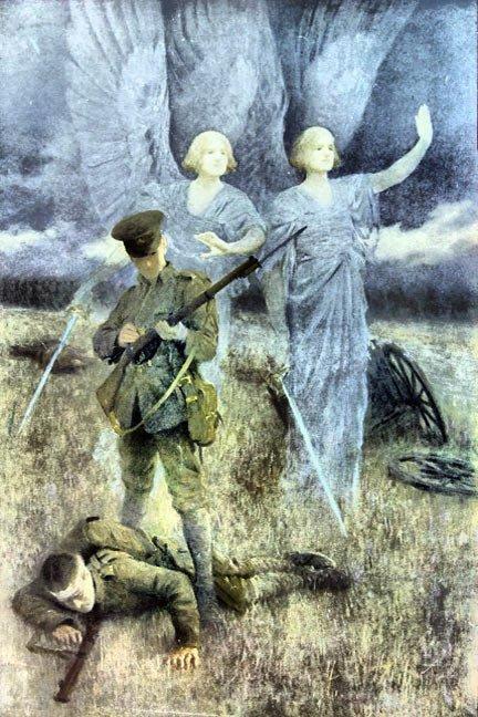 Les anges de Mons