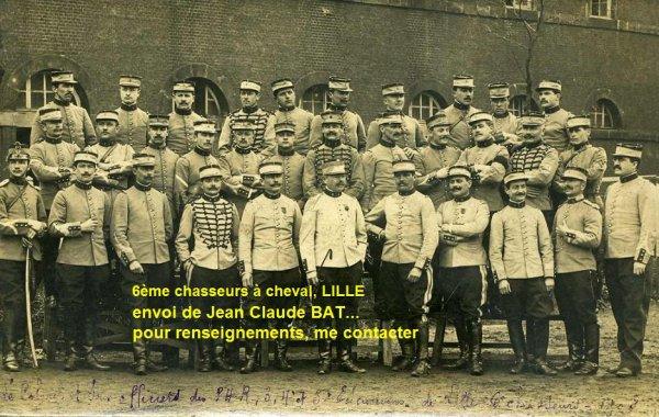 Militaires Français tués à Audregnies