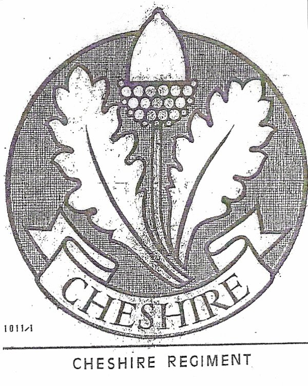 Ier bataillon du Cheshire régiment