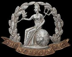 Ier bataillon du Norfolk régiment