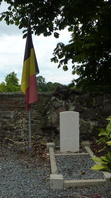 Soldat Mileham Frédérick