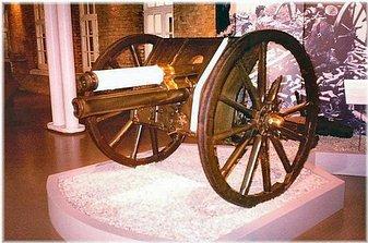 """Batterie """"L"""" de la Royal Horse Artillery"""