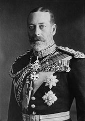 Lettre du Roi d'Angleterre, George V aux soldats anglais.