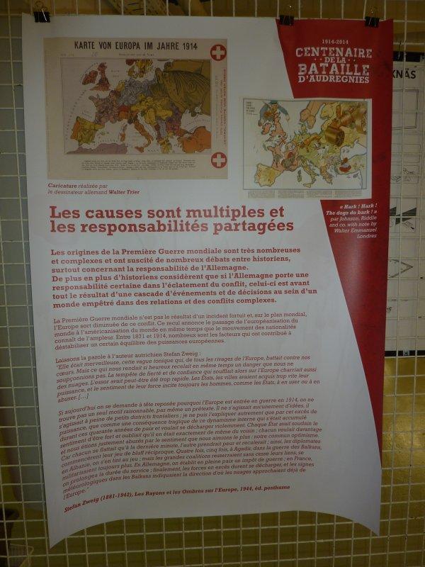 Images de l'exposition.